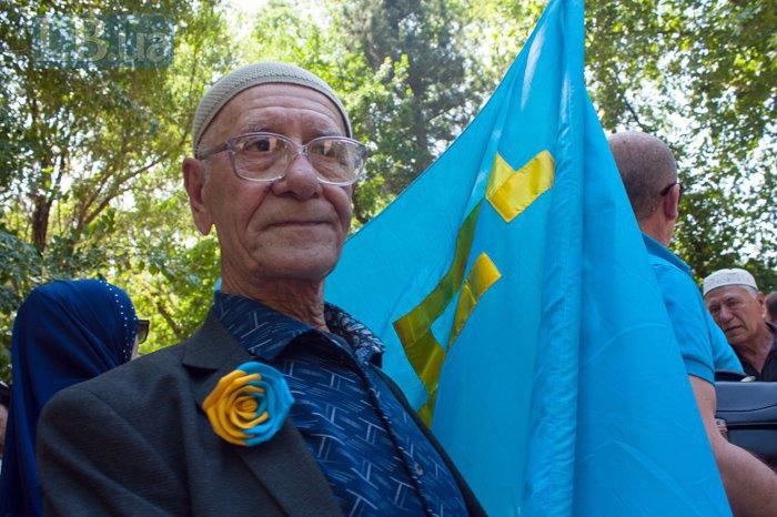 Сервер Караметов, находившийся под арестом за одиночный пикет в поддержку политзаключенных