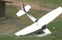 В ЮАР самолет упал на школу