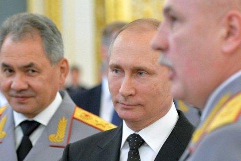 """Путину доложили о полном разгроме """"Исламского государства"""" в Сирии"""