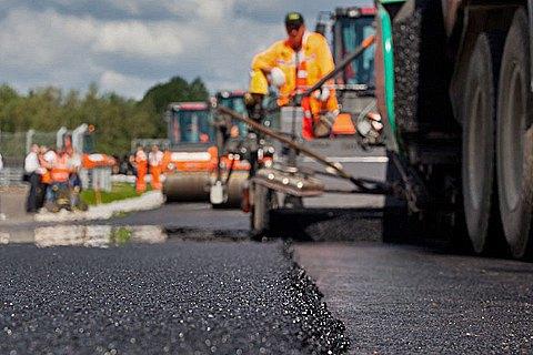 Госаудитслужба: Стоимость ремонта дорог в Киеве завысили на 11 млн гривен