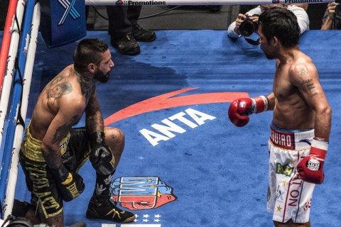Менні Пак'яо знову став чемпіоном світу з боксу (оновлено)