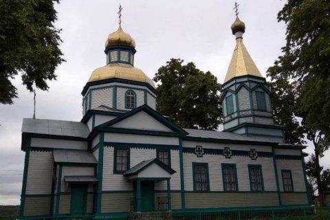В Житомирской области первый приход УПЦ МП решил перейти в ПЦУ