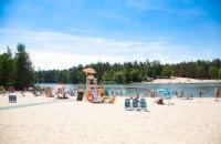 """КП """"Плесо"""" не рекомендует купание на всех муниципальных пляжах Киева"""