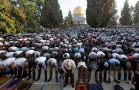Израильские правые предложили отключить громокговорители муэдзинам