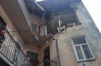 У Львові стався вибух у триповерховому будинку, двоє постраждалих