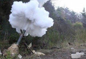Бойовики продовжують обстріл позицій сил АТО на усіх напрямках