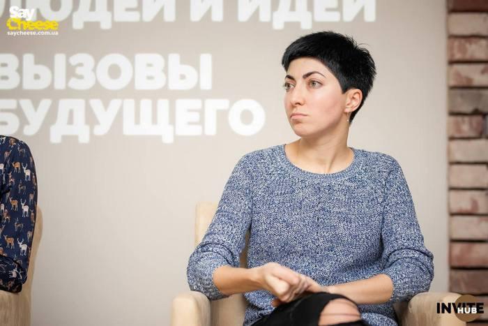Алина Ханбабаева
