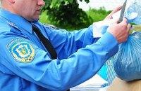 В Киеве задержали милиционеров, торговавших наркотиками