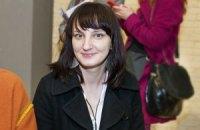 """Ольга Жук: """"Сучасні література і мистецтво можуть давати серйозні іміджеві дивіденди державі"""""""