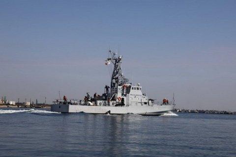 США передадут Украине еще два патрульных катера класса Island