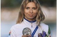 Опальна білоруська спортсменка Тимановська виставила на аукціон срібну медаль Європейських ігор