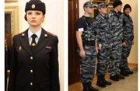 В России показали новый облик полицейского
