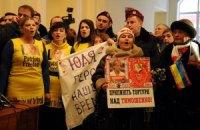 Тюремщики пока не вывозили Тимошенко в Киев на суд