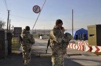 """Закритий після обстрілу пропускний пункт """"Мар'їнка"""" на Донбасі відновив роботу"""