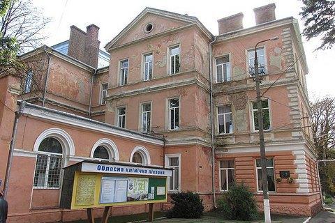В Черновицкой области с подозрением на коронавирус госпитализировали 4 детей