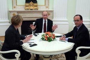 Bloomberg: Россия готова подписать в Минске новое соглашение по Украине