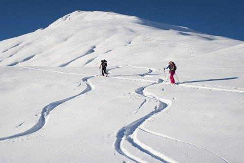 Трое лыжников погибли под лавиной в Австрии