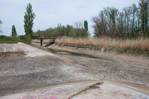 МинВОТ: ситуация с водой в Крыму ухудшается с каждым днем