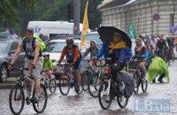 У четвер у Києві обіцяють короткочасний дощ