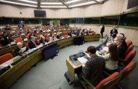 Порошенко в Страсбурзі виступив за посилення політичного та санкційного тиску на Росію