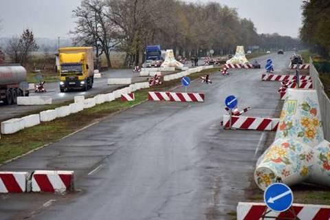 Рада отменила админарест за нарушение порядка въезда в ОРДЛО и Крым