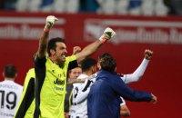 Буффон вигравав Кубок Італії з К'єзою-батьком і К'єзою-сином