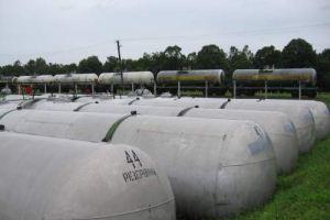 Украина планирует полностью избавиться от меланжа до 2013 года