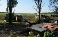 После обстрела под Волновахой погибло 8 украинских военных (Фото не для слабонервных)