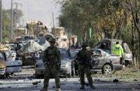 В Кабуле террорист-смертник атаковал конвой НАТО