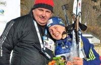 Еще одна биатлонистка сборной Украины будет тренироваться отдельно от команды (обновлено)