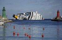 ЗМІ опублікували матеріали самописця із Costa Concordia