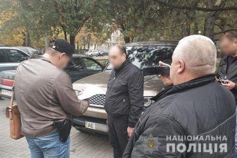 Чиновника полиции подозревают в содействии кражи на сумму более 2,5 миллиона гривен