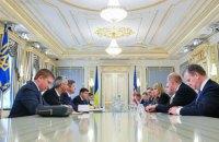 Зеленський і Коболєв обговорили з міністром енергетики США перспективи поставок зрідженого газу