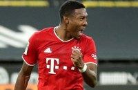 Алаба установил рекорд побед в матчах Бундеслиги