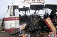 Водителя автобуса, подорвавшегося на мине под Артемовском, задержали