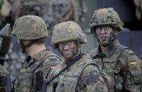 Германия втрое увеличит число солдат на учениях НАТО по сдерживанию России