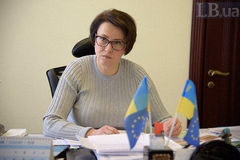"""Южаніна звинуватила керівництво ДФС у саботажі розмитнення """"євроблях"""""""