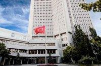 Туреччина підтвердила невизнання Криму російським
