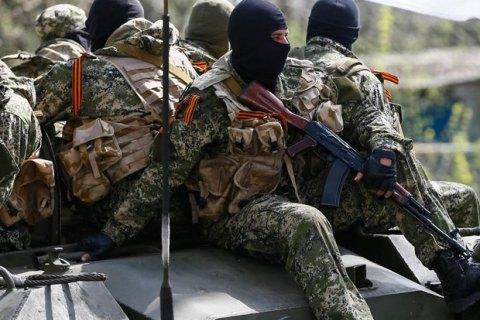ОБСЕ зафиксировала приезд на Донбасс 30 тыс. боевиков из России
