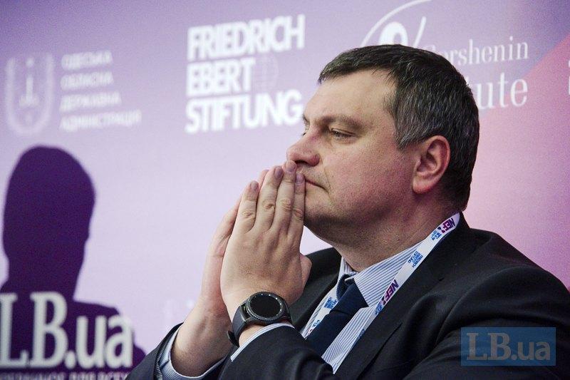 Заместитель секретаря Совета национальной безопасности и обороны Украины Александр Литвиненко