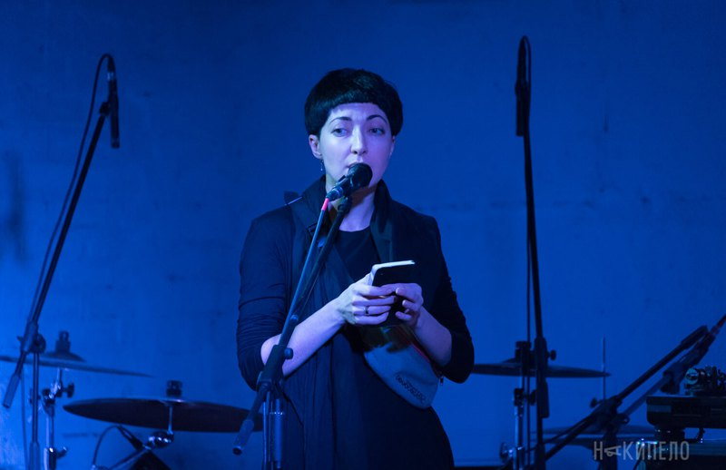 Аліна Ханбабаєва на Дні музики в Харкові