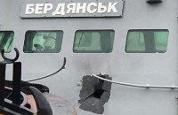 По украинским кораблям во время захвата выпустили четыре авиационные ракеты