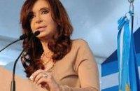 На виборах президента Аргентини переміг кандидат від опозиції Фернандес