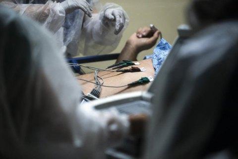 За прошедшие сутки в Украине обнаружили 726 новых случаев ковида