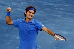 Федерер выгнал Надаля со 2-й строчки рейтинга