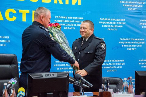 Князев вЗапорожье представит копам нового руководителя милиции области
