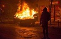 Демонстрации в Греции переросли в погромы с коктейлями Молотова и слезоточивым газом