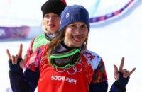 "Вусата сноубордистка принесла Чехії перше ""золото"""