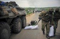В 30 км от Краматорска идет ожесточенный бой