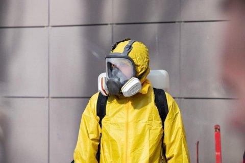 В Киеве за минувшие сутки обнаружили 1 213 больных коронавирусом